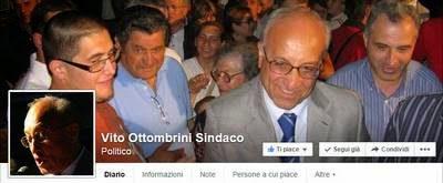 Il Sindaco su Facebook