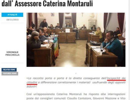 GLI INCAPACI AL GOVERNO DELLA CITTÀ – I Senza vergogna. 3