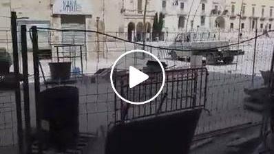 """ILLUSIONI OTTICHE NELLA PIAZZA """"RICONSEGNATA"""""""