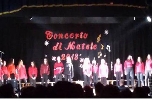 Concerto di Natale al Liceo Tedone. La solita roba, si dirà. E invece no.