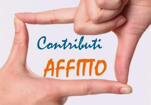 CONTRIBUTI FITTI: PER LE FAMIGLIE RUVESI CI SONO 123.000 EURO