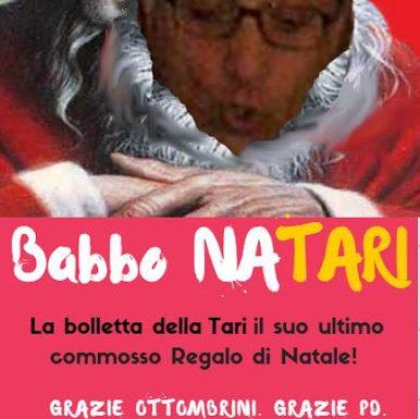 ADDIO BABBO NATARI