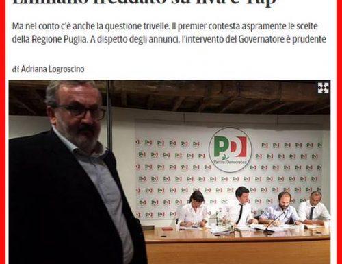 UN PIANO PER L'ITALIA, NON PER IL SUD