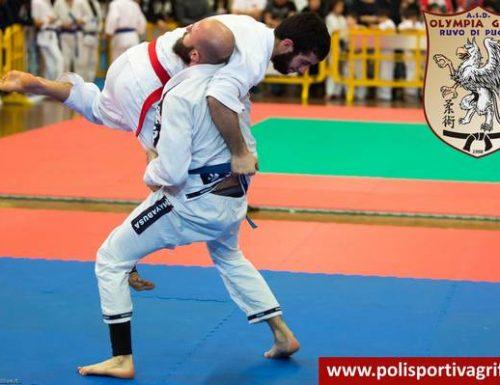 Ne Waza – Oro Ju Jitsu a Olympia Grifo