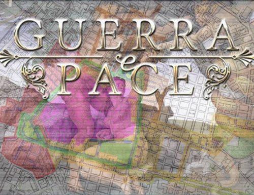 Guerra e Pace. Oltre i parcheggi