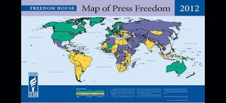 Si festeggia una Stampa senza Libertà