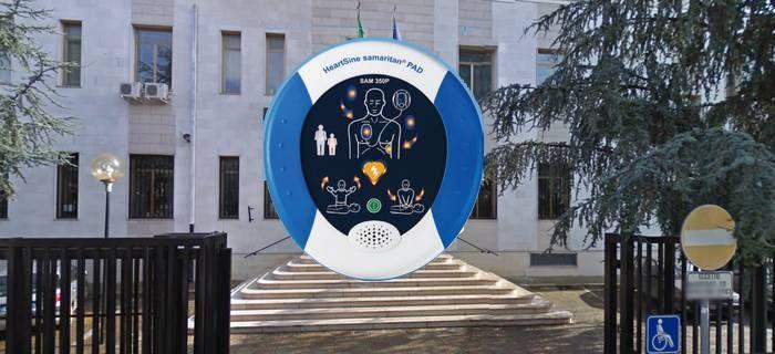 RUVO CITTÀ CARDIOPROTETTA – Tre Defibrillatori e Corsi gratuiti in arrivo