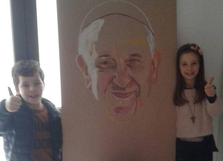 Il Papa dei Bambini